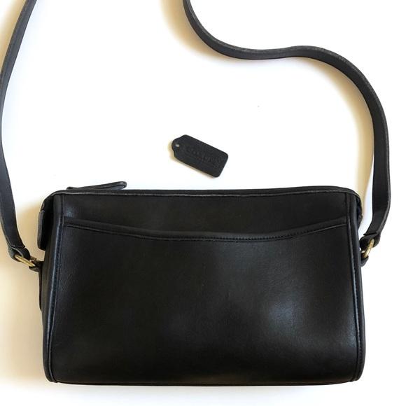 Coach Handbags - Authentic Coach Taylor Saddle Bag